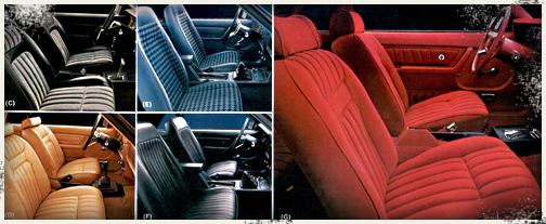 1979 Mustang interior for sale