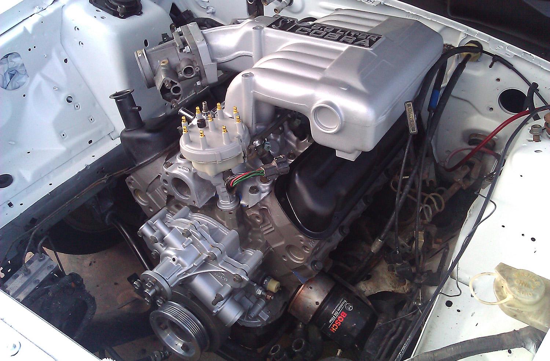 Diy Engine Bay Restoration 1994 Mustang Cobra