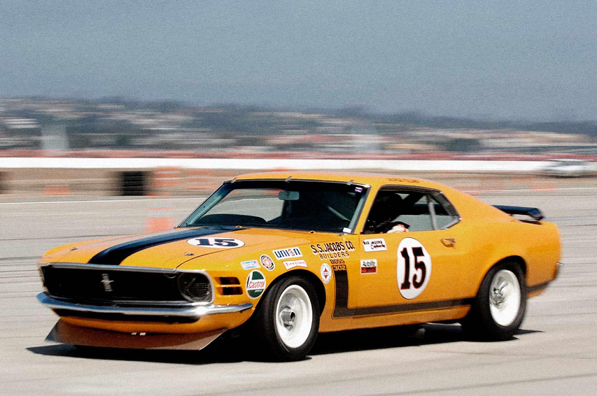 Return Of A Legend Boss 302r Mustanglab Com