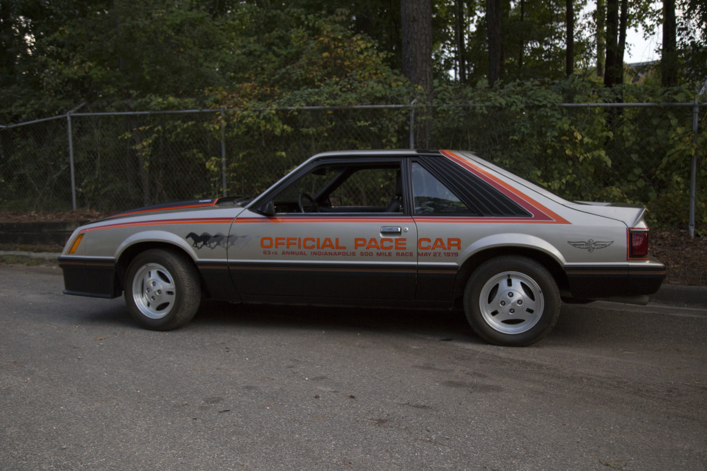 Ford Mustang Pace Car For Sale
